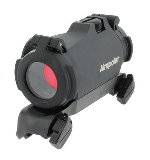 Aimpoint Micro H-2 2MOA w/Blaser