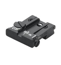 LPA TPU Black adjustable Rear CZ 75 Shadow