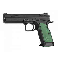 CZ 75 TS 2 Racing Green 9mm - 12,5cm