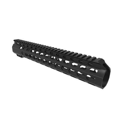 AR15 Handguard Free-Float MEDIUM LENGDE